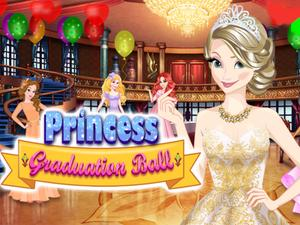 play Princess Graduation Ball
