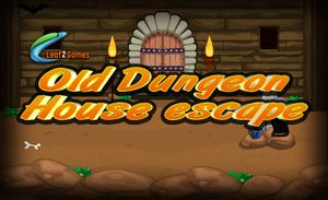 play Old Dungeon House Escape