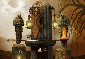 play Scary Temple Escape
