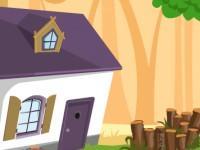 Cute Hipster Cat Rescue Escape game