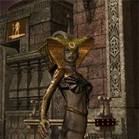 365Escape Scary Temple Escape game