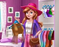 Boho Chic Spring Shopping game