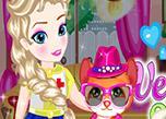 Elsa Veterinary Surgeon game