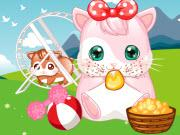 My Baby Hamster game