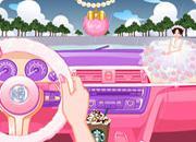 Princess Driver Quiz game