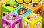 Animal Cubes game