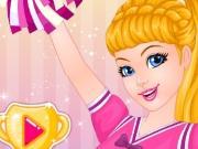 Super Barbara Cheerleading game