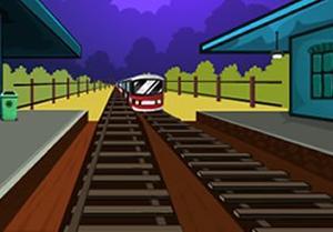 Train Station Escape game