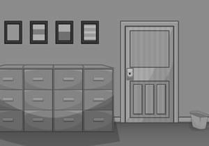 Black And White Escape The Lab game