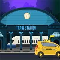 Train Station Escape Mirchigames game