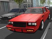 American Cars Memory game