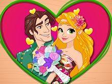 Princess Blooming Romance! game