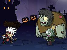 play Zombie Invasion Webgl