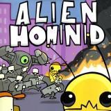 Alien Hominid game