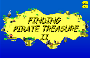 Finding Pirate Treasure - 2 game