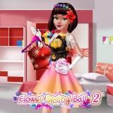 Flower Spring Ball 2 game