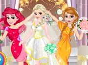 Princesses Bridesmaids Party game