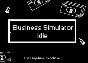 Business Simulator: Idle game