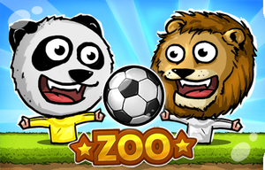 Puppet Soccer Zoo - Football game