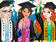 Princess Graduation H5 game