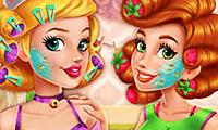 play Boho Princesses Real Makeover