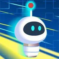 Neon Rotate Htmlgames game