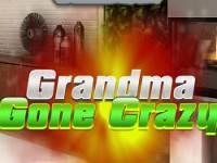 Crazy Grandma game