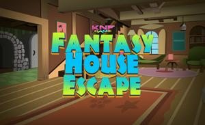 Fantasy House Escape game
