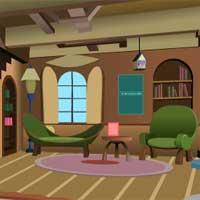 Fantasy House Escape Knfgame game
