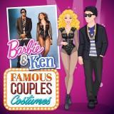 play Barbie & Ken Famous Couples Costumes