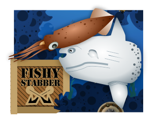 Fishy Stabber game