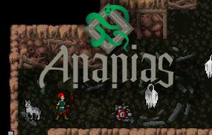 Ananias Roguelike game