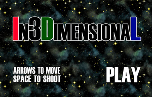 In3Dimensional game