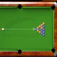 8 Ball Pool Startgames game