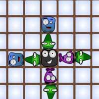 Color Peas Cuteflashgames game