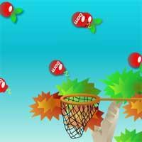 Falling Apple Cuteflashgames game
