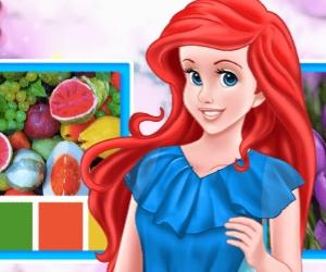 Ariel Spring Color Combos game