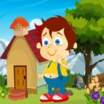 Little Boy Rescue game