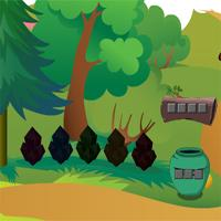 Peaceful Forest Escape game