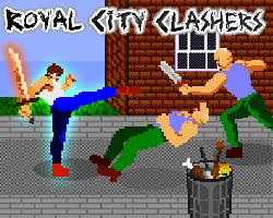 Royal City Clashers game