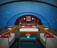 Underwater Restaurant Escape game