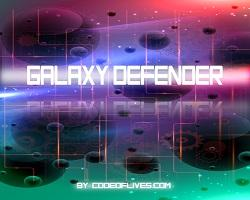 Galaxy Defender 1 game