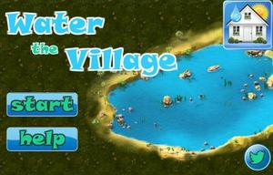 Water The Village Demo! game
