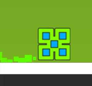Cube Frenzy game