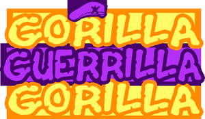 Gorilla Guerrilla Gorilla game