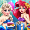 play Mermaid Birthday Party