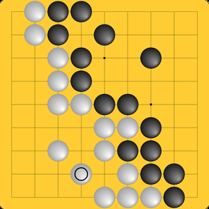 Go/Weiqi game