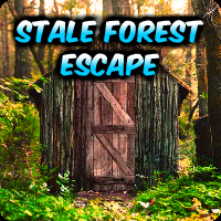 Stale Forest Escape game