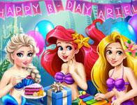 Mermaid Birthday Party game
