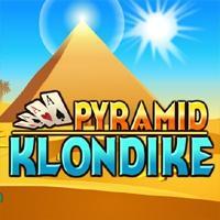 Pyramid Klondike game